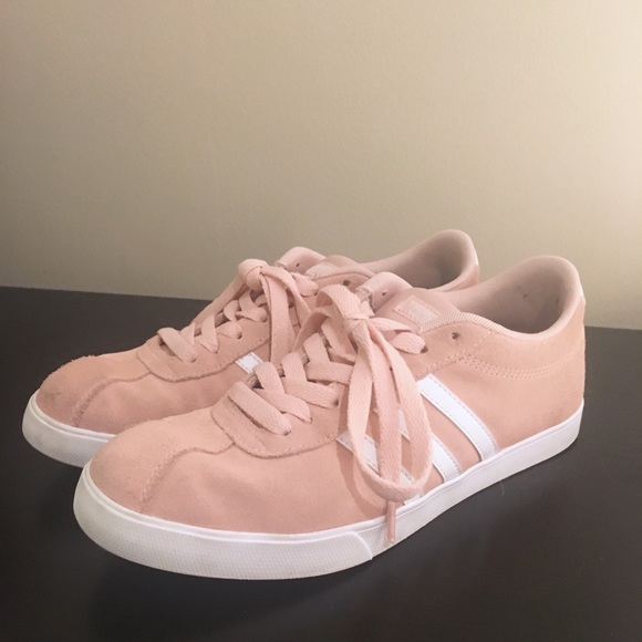 Adidas Neo Courtset Sneakers Baby Pink